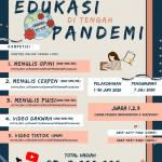 """Kompetisi """"EDUKASI DITENGAH PANDEMI"""" Fakultas Hukum Universitas Merdeka Pasuruan"""